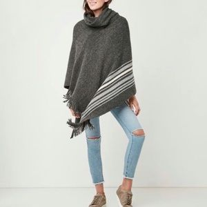 Roots // Francis Poncho Heather Grey